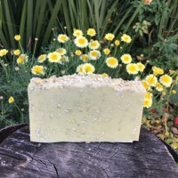 Hemp seed oil cold process soap