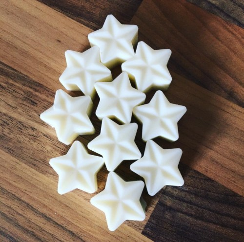 star shaped soy wax melts